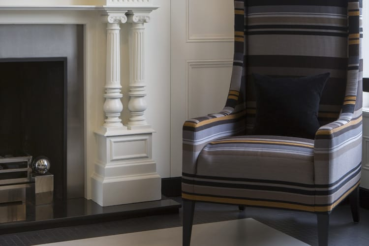 One of our recent projects, pictured here, was a boutique hotel in Aberdeen.